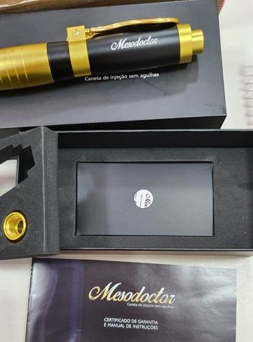 caneta pressurizada ou caneta de pressao
