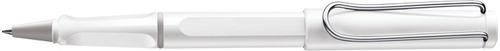 caneta rollerball lamy safari branca - white vt21857