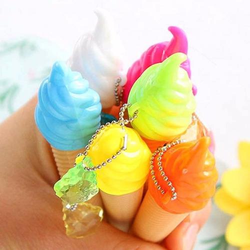 caneta sorvete ice cream festa criativa brinde festa