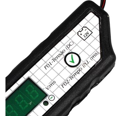 caneta teste de voltagem, ms, polaridade kitest-ka 076