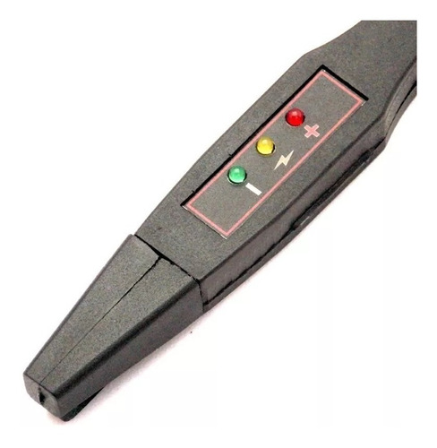 caneta voltímetro, ms e polaridade (digital)