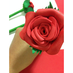 Canetas Decoradas Com Flores Kit Com 40 Canetas