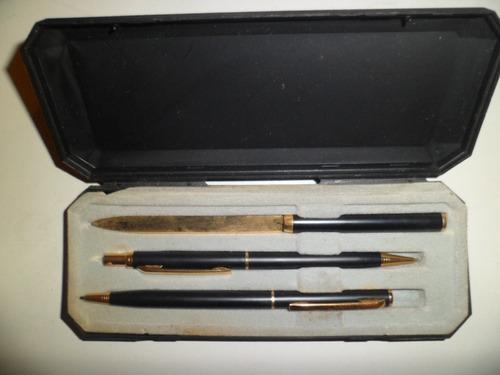 canetas e lapiseira