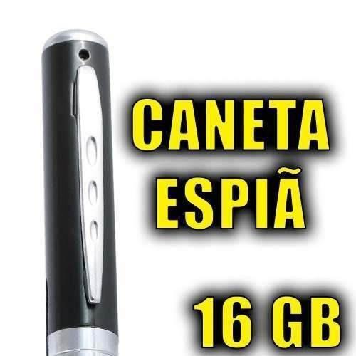 canetas espias mini cameras escondidas micro camera 16gb