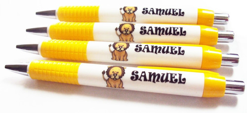 canetas personalizadas mod. rb511