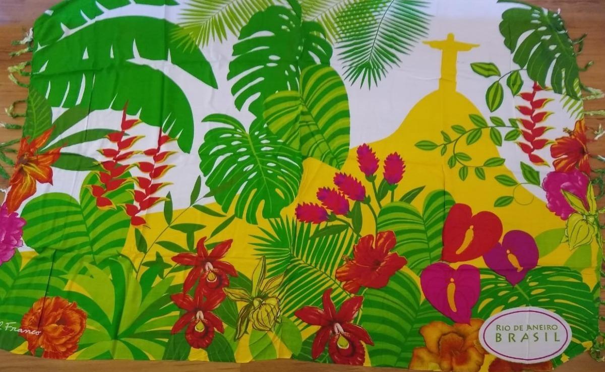 209c7f27f Canga De Praia Rio De Janeiro - R$ 54,00 em Mercado Livre