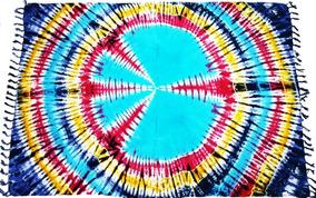 8ab073030 Canga Tie Dye Diversa Cor Mulher Outras Marcas - Cangas de Praia com o  Melhores Preços no Mercado Livre Brasil