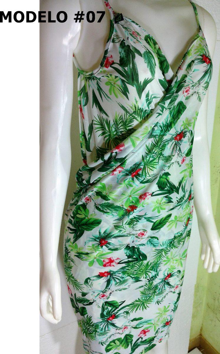 be277944e Canga E Vestido Saída De Praia Verão 2016 - R$ 69,90 em Mercado Livre