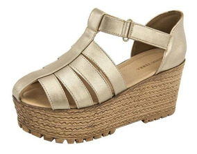 La De Corrido Sandalias Zapatos En Playa Comodas Para Tacon f6gIvYb7y