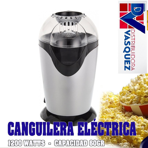 canguilera electrica potente 1200 watts sin aceite 60g xl