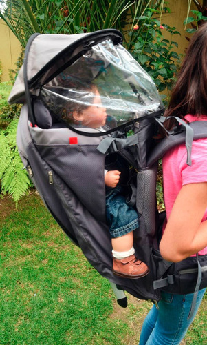 cangurera alemana para cargar bebés