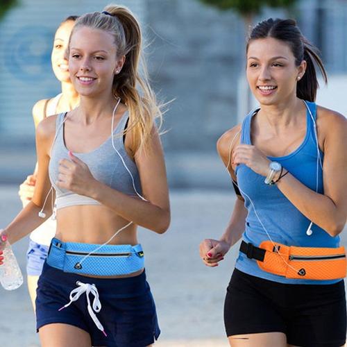 cangurera bolsa deportes gym correr celular llaves gimnasio