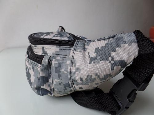 cangurera camouflage deportivo campismo tactico md04