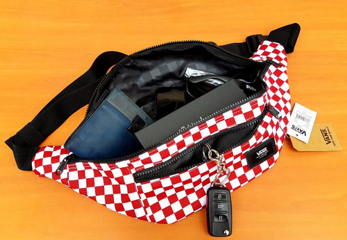 cangurera grande vans estilo ward cross body