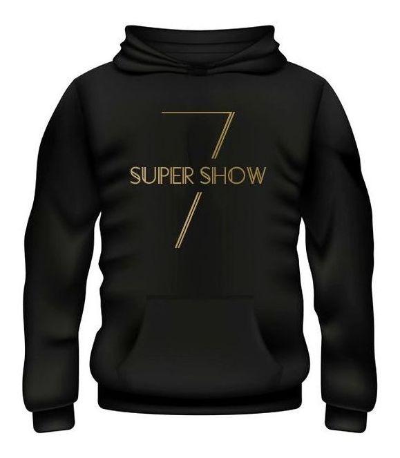 Canguro 3xl Super Junior Super Show 7 Hc