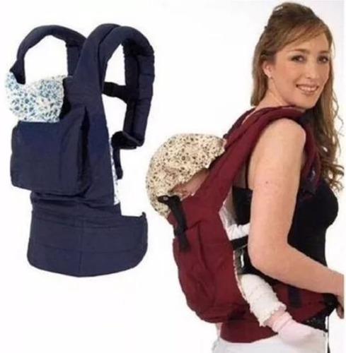 canguro bebé mochila