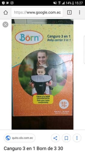 canguro born