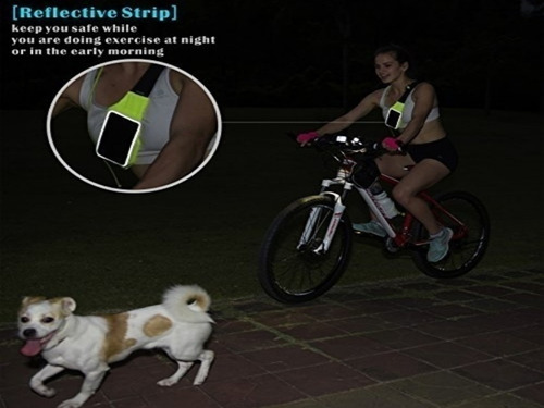 canguro deportivo fitness running gym bicicleta impermeable