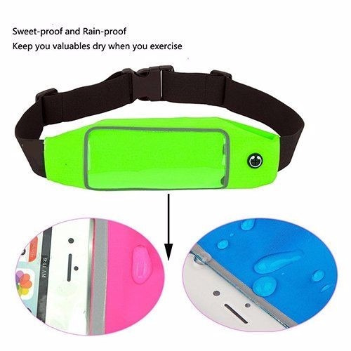 canguro deportivo para celulares resistente al agua