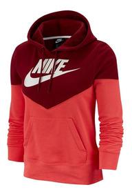 Canguro Nike Mujer Heritage Hoodie 2020874-dx