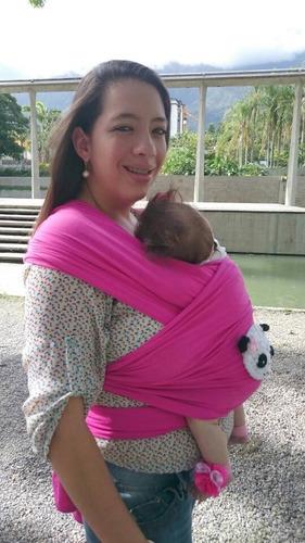 canguro porta bebe