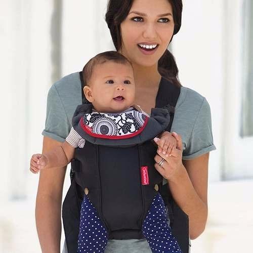 canguro porta bebe marca infantino importado