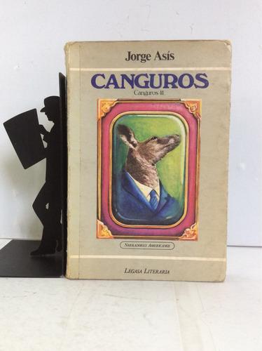 canguros, canguros iii, jorge asís