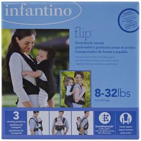 Canguru Infantino 3 Posições- Flip 3-in-1