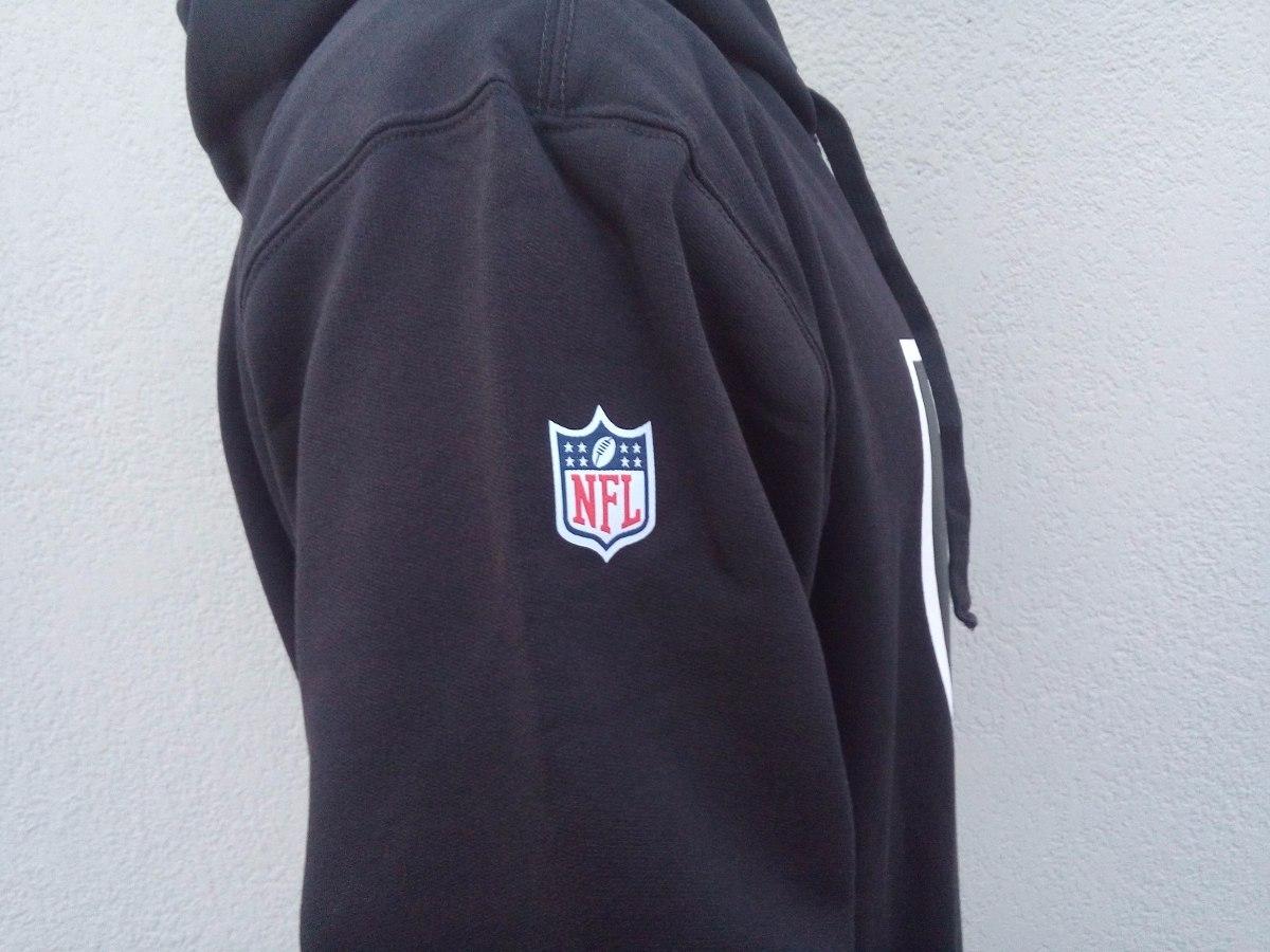 Canguru New Era Oakland Raiders Logo Preto Nfl Original - R  219 2c747a606388a