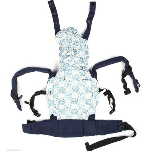 canguru tipo ergobaby  ergonômico bebê sling carrier  azul