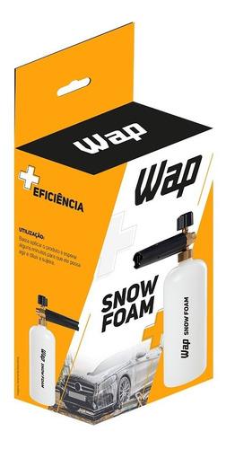 canhão de espuma snow foam original wap ágil premier líder
