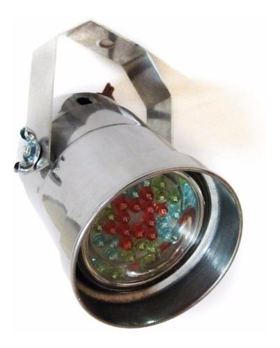 canhão refletor par 20 c/ soquete e-27 - spot iluminação