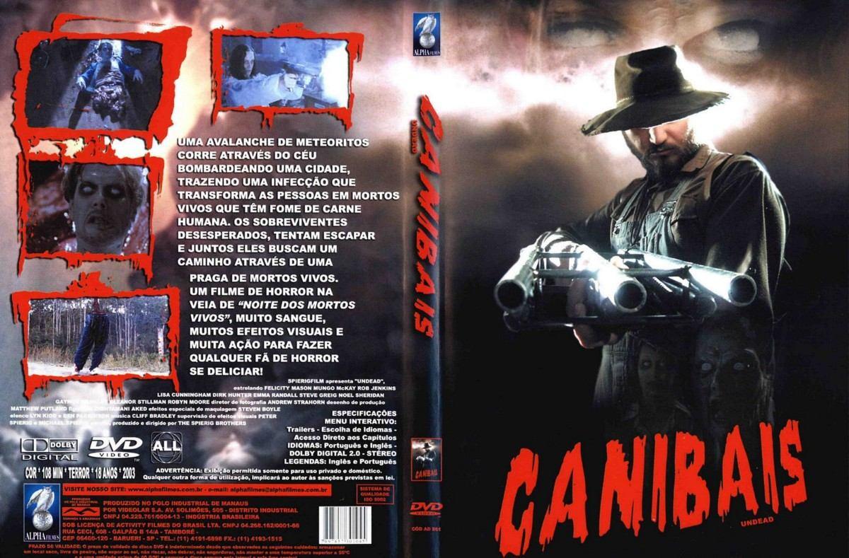 Filme Mortos Vivos in canibais(mortos-vivos) dvd - frete grátis! - r$ 20,00 em mercado livre
