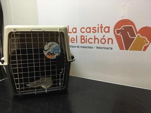 canil l60 transportador perros y gatos para viaje