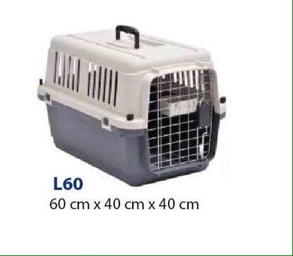 canil para mascotas - casa perros petmate l60