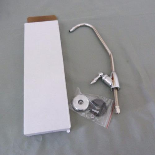 canilla cierre cerámico, purificador agua bajo mesada filtro
