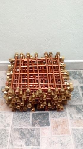 canilla de cobre 1/2 x 1/2    ( precio de fabrica )