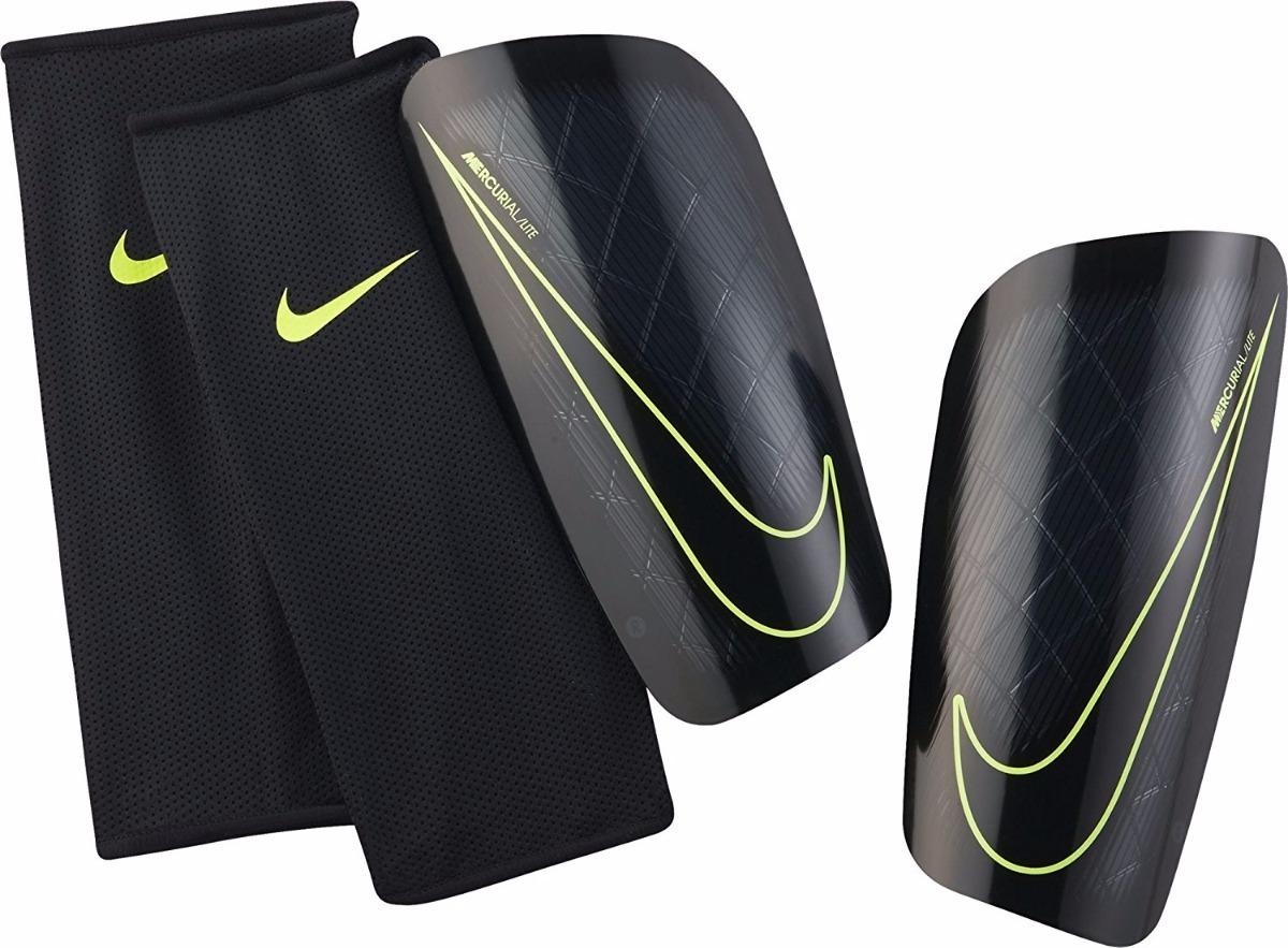 Canilleras Nike Mercurial Lite -   302.379 en Mercado Libre fd5540b58039a