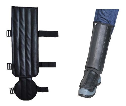 canilleras protectoras para trabajo guadañadora espinilleras