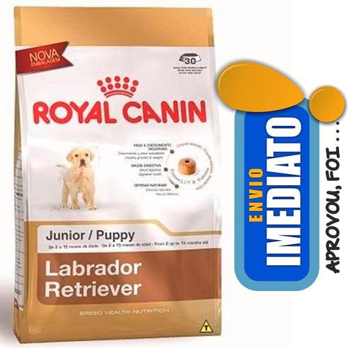 canin filhotes 12kg ração royal