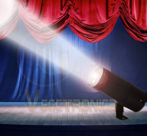 canion seguidor de luz de larga duración amplifica la luz