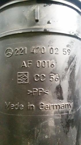 canister mercedes c180 cgi 2012