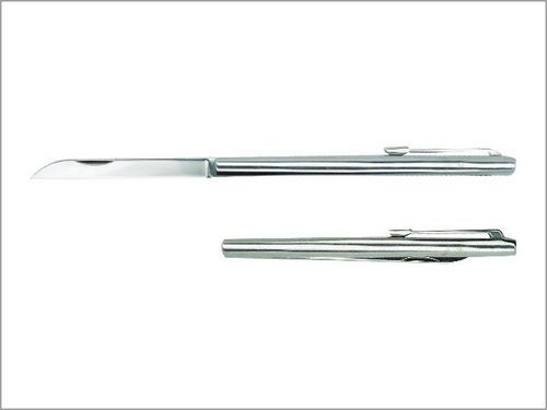 canivete caneta aço cirurgico frete gratis faca espada
