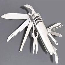 canivete faca suiço militar grand harvest caça pesca camping