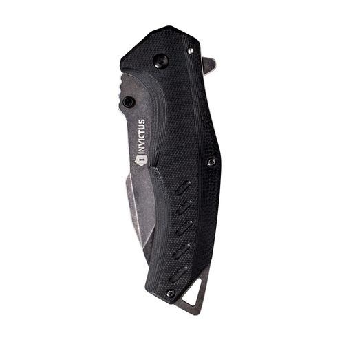 canivete invictus scorpion fibra aço tático militar airsoft
