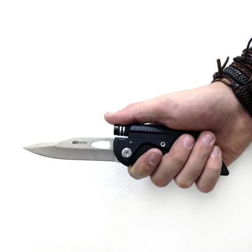 canivete pederneira apito bushcraft nautika