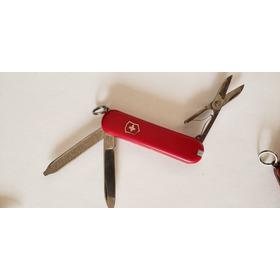 Canivete Suiço Victorinox Classic Sd - Vermelho Usado