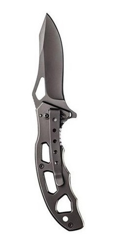 canivete tático invictus archer cabo titânio clip tático +nf