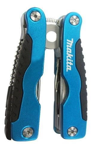 canivete tipo suiço e alicate multiuso pgc-120040 makita