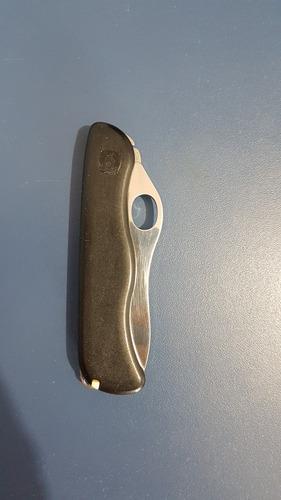 canivete victorinox sentinel one hand